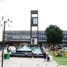Redevelopment is currently underway in Stevenage's town centre