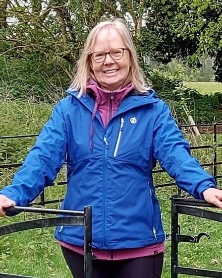 """Sue Lawrence is a """"keen environmentalist"""" who cycles everywhere"""