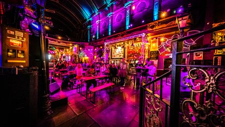 Inside The Empire in Great Yarmouth