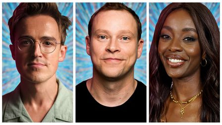 Tom Fletcher, Robert Webb and AJ Odudu are the first contestants announced for the 19th series of Strictly Come Dancing.