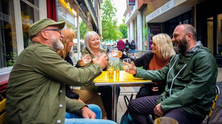 Gin and cheese tours are launching in Norwich, with many local businesses involved.