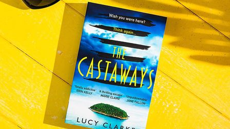 The Castaways by Lucy Clarke - Review by Jacqui Howchin.