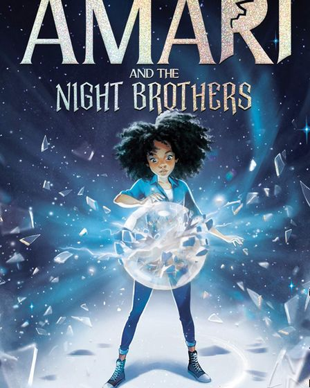 Amari and the Night Brothers by Joanna Sellick -Review by Teresa Knight.