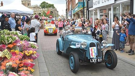 The 2021 Huntingdon Carnival will take place on August 7/8.