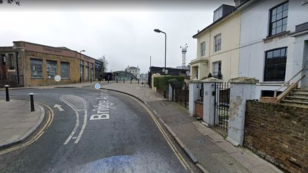 Bridge Approach, where two teenagers were stabbed