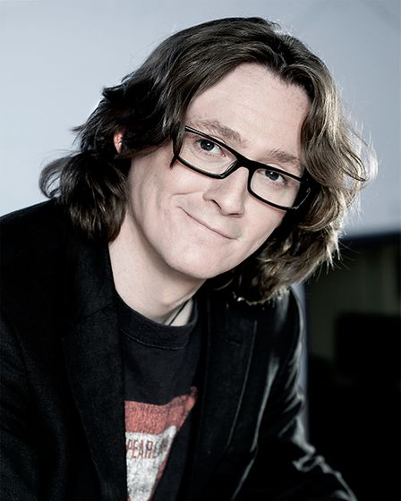 Ed Byrne will appear at theJust The Tonic ComedyShindig in Hertfordshire.