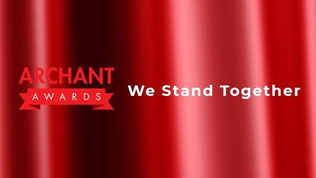 Logo for the Archant Awards 2021
