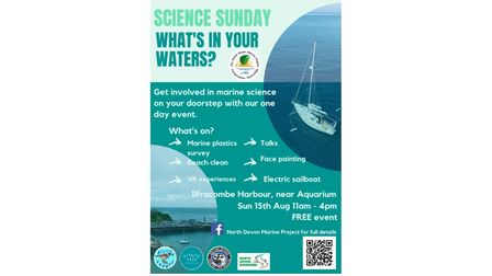 Science day poster