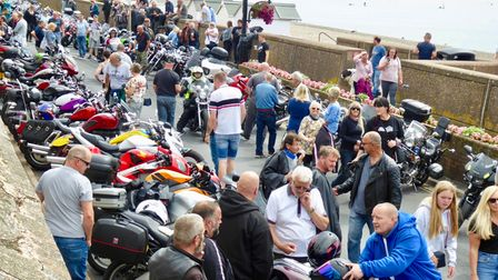 Seaton Bikers Day Out event