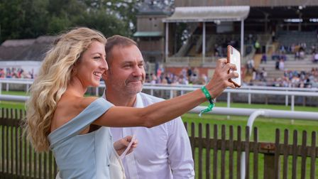 Newmarket Nights at Newmarket Racecourses on Friday, August 6, 2021.