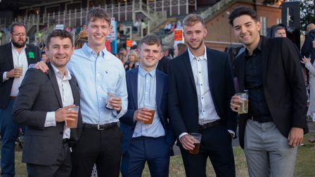 Newmarket Nights at Newmarket Racecourses.