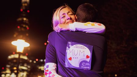 Cancer Research UK is bringing a Shine Night Walk to Norwich
