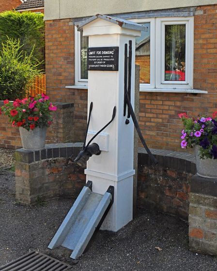There is lots of interesting history in the village of Woodhurst.