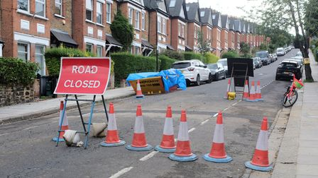 Thames Water - Uplands Road