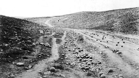 Roger Fenton Valley of the Shadow of Death
