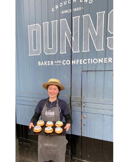 Dunns bakery isbased in Crouch End and Muswell Hill