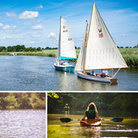 Kayaking, paddle boarding and canoeing places in Norfolk