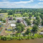 The Scottish Game Fair at Scone Palace