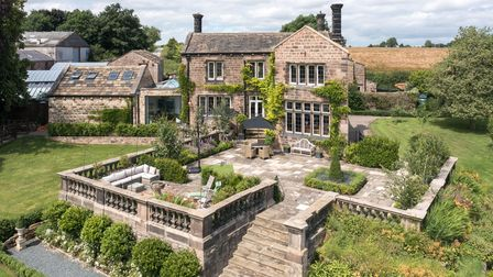 Paddock House is packed with history it was bought in 1920 by a local architect and converted into a Manor House