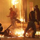 """In 2011 trouble flared after people took to the streets to demand """"justice"""", after Mark Duggan was s"""