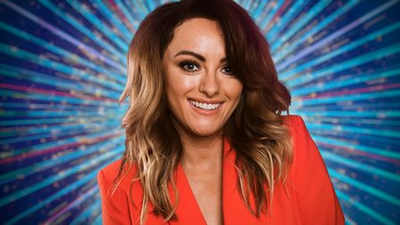 Actress Katie McGlynn will be taking to the dancefloor onStrictly Come Dancing 2021.