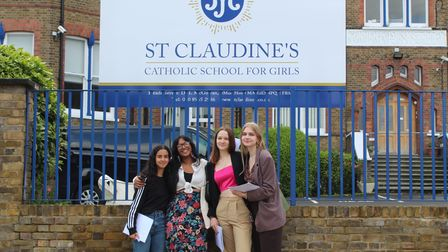 After 133 years the Convent of Jesus and Mary Language College is now St Claudine's Catholic School for Girls