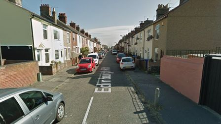 A red Triumph Speed Triple (95SI) motorbike was stolen from outside a home on Edinburgh Road in Lowestoft.