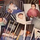 Photographs of some of the children living in orphanages in Romania, aided by Hitchin-based charity Humanitas