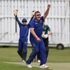 There were more celebrations for Reed captain Tom Greaves and his team as they beat West Herts in the Herts Cricket League