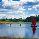With any luck, you'll spot some fascinating wildlife at Wimbleball too