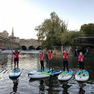 If you organise the Bath SUP Tour with Original Wild you can be sure of an experienced guide on hand