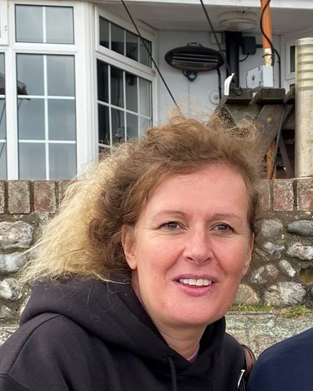 Jules Lowe, 53, a hairdresser from Acle