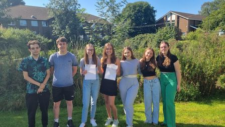 The Coopers' Company and Coborn School A Level results