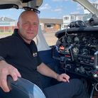 Joe Zipfel, who lives in Bowthorpe, is training with Wings for Warriors to become a commercial airline pilot