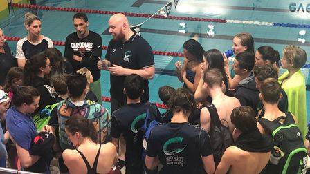 A CSCSC briefing from coachesKylie Bland, Alex Cociand Adam Taylor
