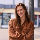 Actor Megan Artherton, 24, at the Sheringham Little Theatre. Megan has been offered a place at the p