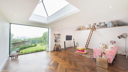 The perfect spot for a playdate - space. style and room to grow