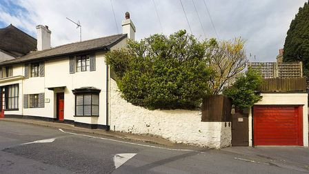 The cottage in Barton, Torquay