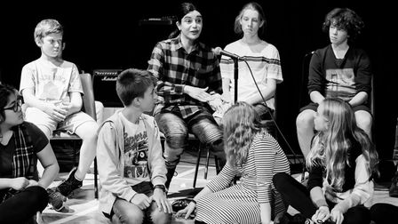 Young Writers Exchange in partnrship with Doorstep Arts 2019