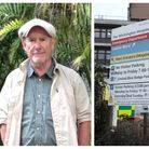 Nick Martens spent five weeks in the Whittington Hospital suffering from Covid-19