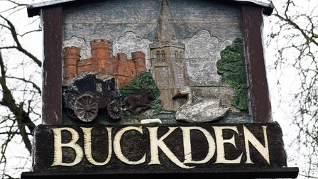 There are long delays around Buckden this morning.