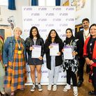 mayor and co at newvic college