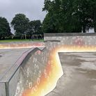 Swaffham skatepark at the Haspalls Road recreation ground is getting a makeover