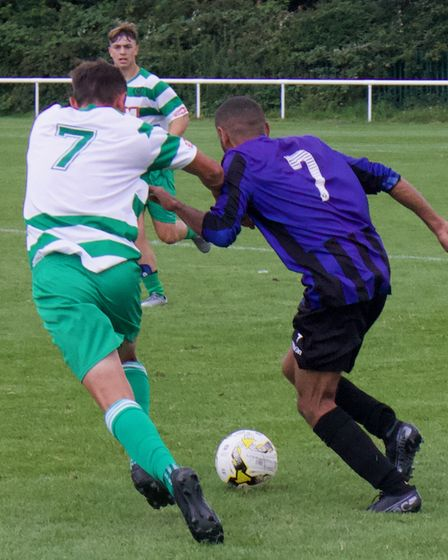 Letchworth Garden City Eagles suffered a disappointing loss at home to Thame United Res