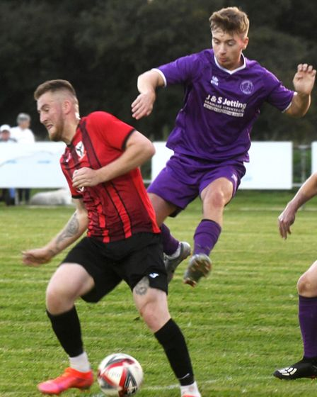 Parson Drove vs Wisbech St Mary August 2021