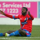 Medy Elito is one of five new signings for Wealdstone