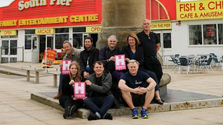 The Lowestoft Heritage Open Days Festival committee.