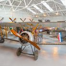 The collection at Shuttleworth.