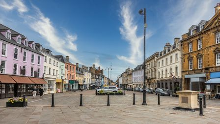 The Gloucestershire town of Cirencester