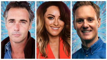 Actor Greg Wise, Katie McGlynn and BBC Breakfast presenter Dan Walker have been announced forStrictly Come Dancing 2021.